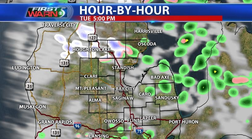 StormTrack Weather: Another cold front moves in Monday night into Tuesday