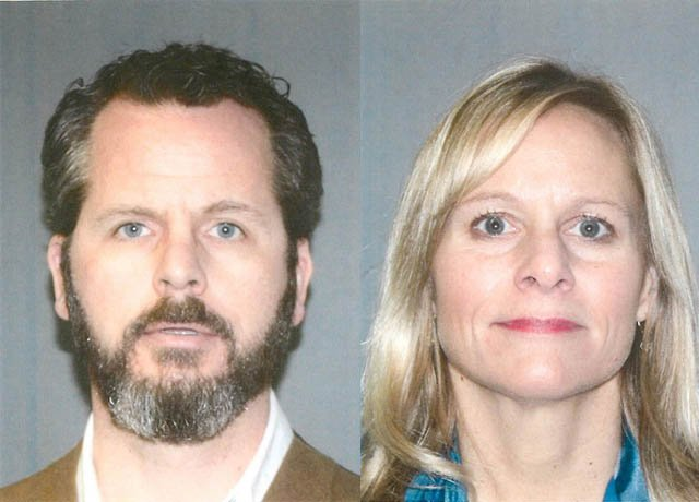 Todd Courser and Cindy Gamrat (Source: Attorney General's Office)
