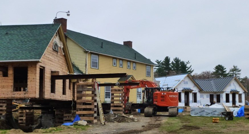 Maine Chance Lodge. (Courtesy: Travis Mills Foundation)