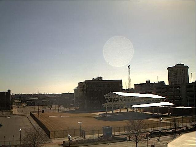 Afternoon Sun in Saginaw (Source: WNEM)
