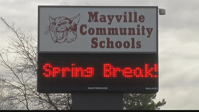 Mayville Community Schools (Source: WNEM)