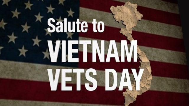 Vietnam Veterans Day (Source: WNEM)