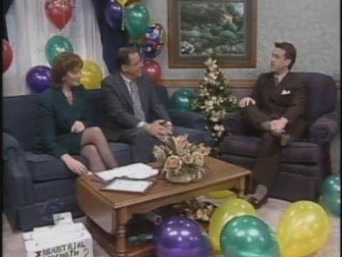 Dick Fabian's final TV5 broadcast (Source: WNEM)