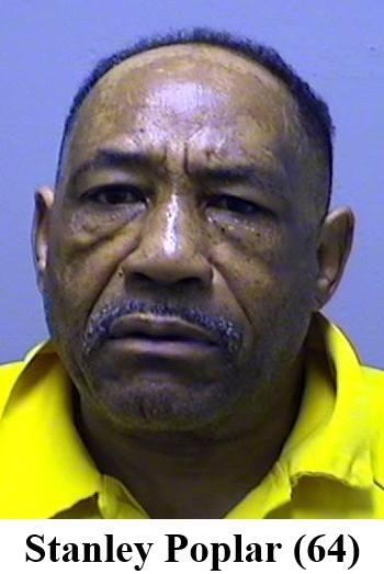 Stanley Poplar (Source: Flint Police Department)