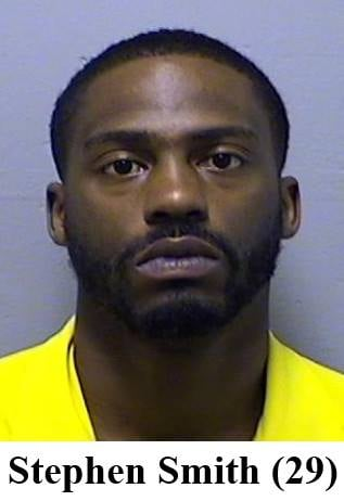 Stephen Smith (Source: Flint Police Department)