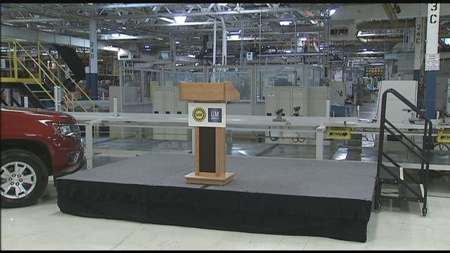 Gm announces investments at mid michigan tennessee for General motors atlanta jobs