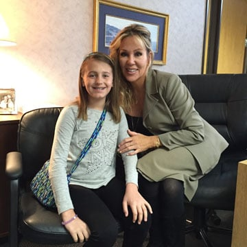 Jaydon (L) Edie Adams (R) (Source: WNEM)