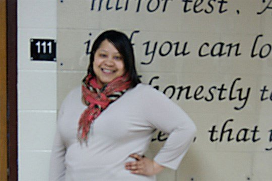 Ms. LaRhonda Gowdy (Courtesy: The Bobcat Banner)