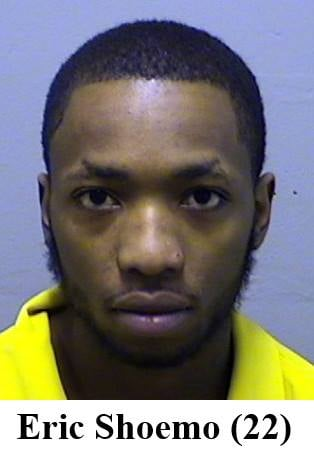 Eric Shoemo (Source: Flint Police Dept.)