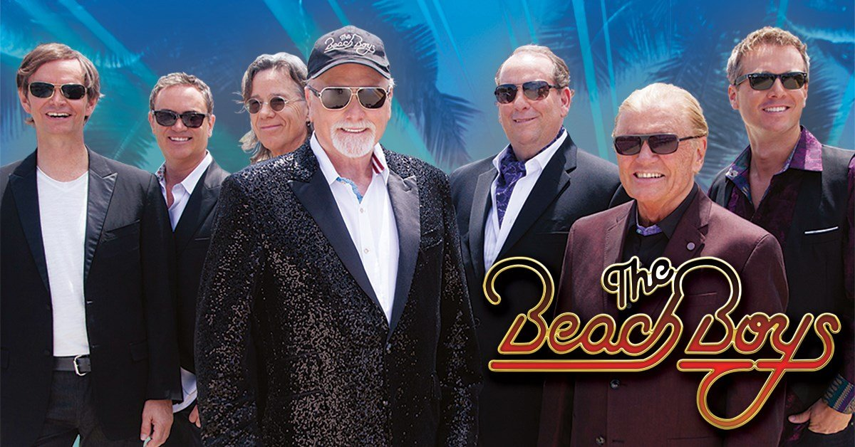 The Beach Boys (Source: The Dow Event Center)