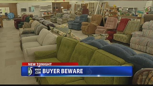 Woman 39 S House Infested By Bed Bugs After Purchasing Sofa From Th 3tv Cbs 5
