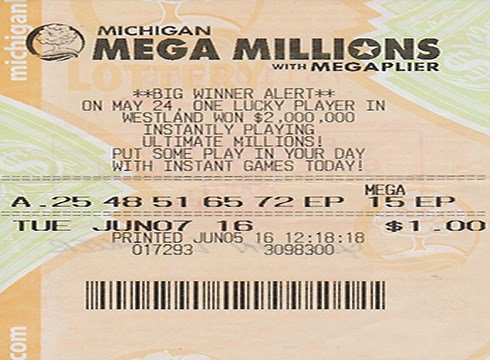 Source: Michigan Lottery