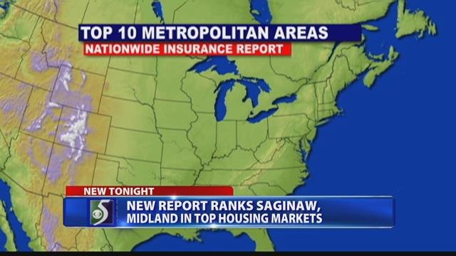 Report: Saginaw, Midland housing markets among top 10