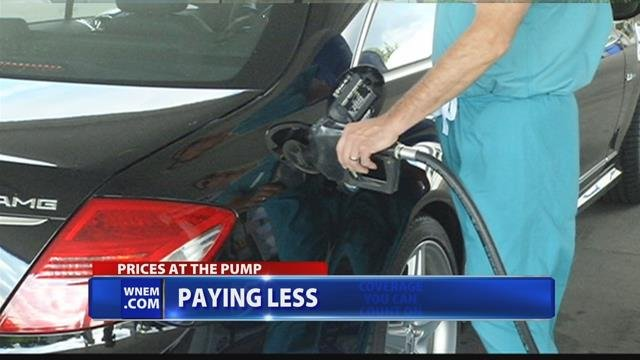 Experts say gas prices about to decrease