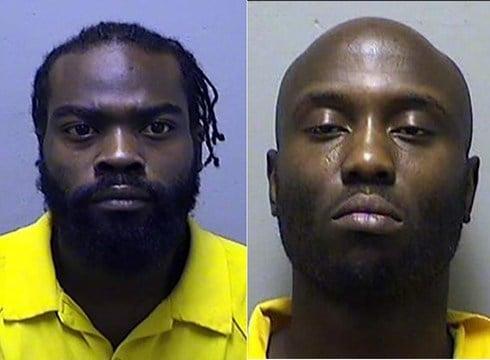 Howard Reed, Jr. and Bradford Johnson. Source: Flint police