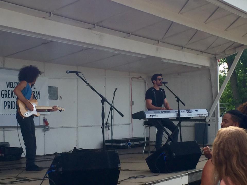 Nat'l recording artist Steve Grand