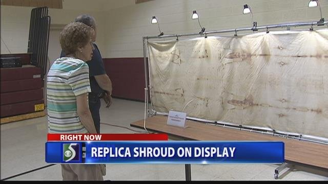 Mid-Michigan exhibit first in nation to display historic Shroud