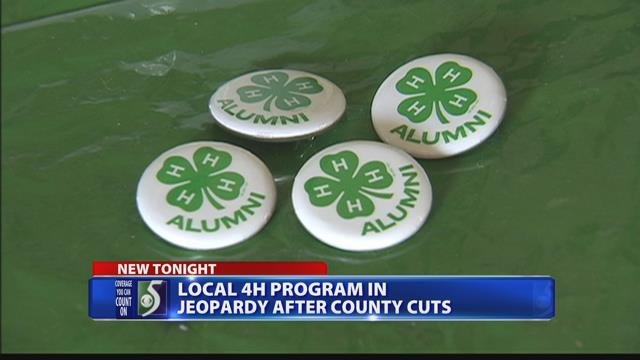 Clare County to eliminate 4H program