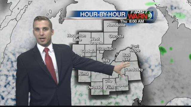 Thursday AM Forecast