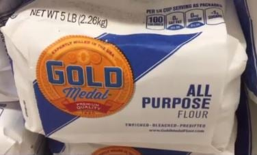 General Mills recalling 10m lbs of flour (Source: CNN Newsource)