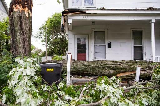 (Allison Farrand/The Grand Rapids Press via AP).