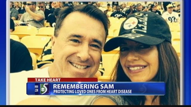 Remembering Sam: Protecting loved ones from heart disease