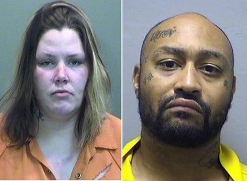 Kayla Reed and Daniel Perryman. Source: Flint Police.