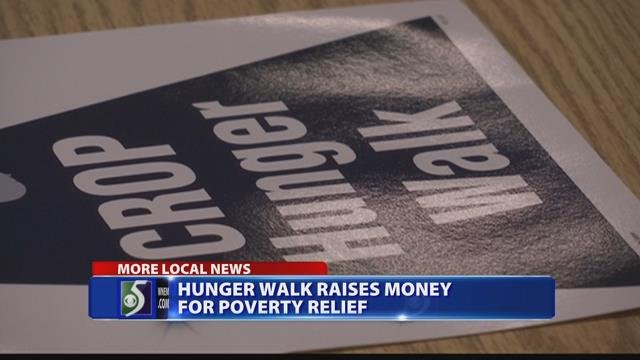 Crop out hunger walks through grand blanc wnem tv 5 for Grand banc tv