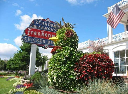 Source: Zehnder's of Frankenmuth