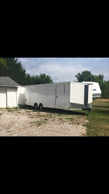 Photo of actual trailer. Provided by police.