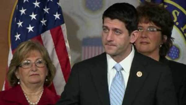 U.S. Rep. Paul Ryan said on Monday that he will not be a GOP candidate for the White House. (Source: CNN)