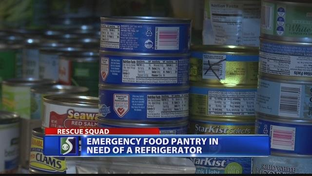 Food Pantry In Saginaw County