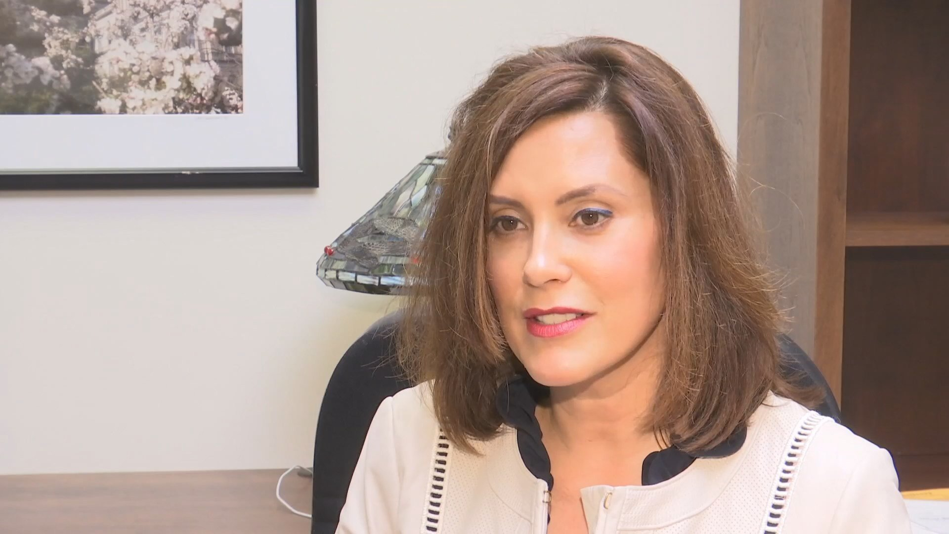 Gretchen Whitmer (Source: WNEM)