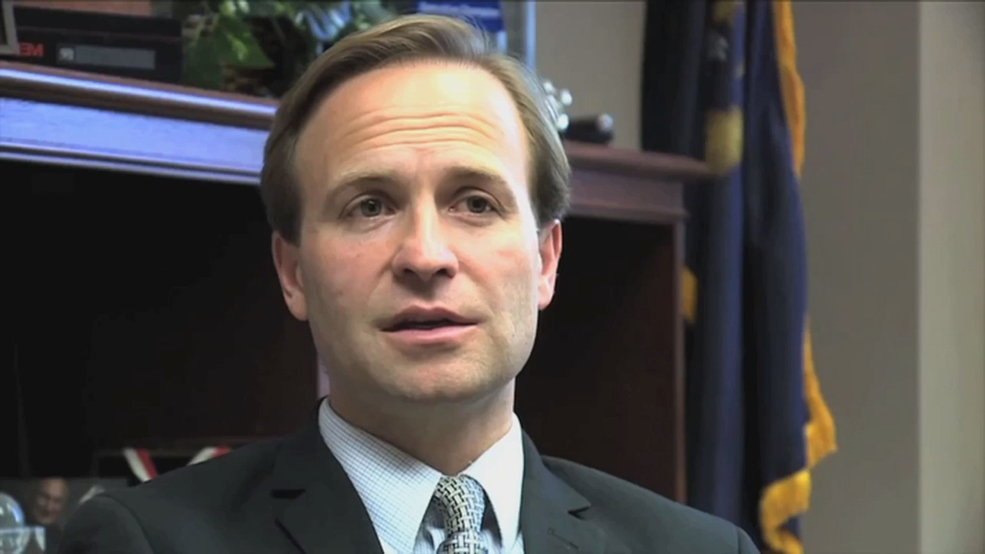 Lt. Gov. Brian Calley (Source: WNEM)