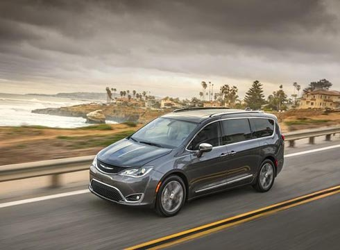 Courtesy: Chrysler Pacifica on Facebook