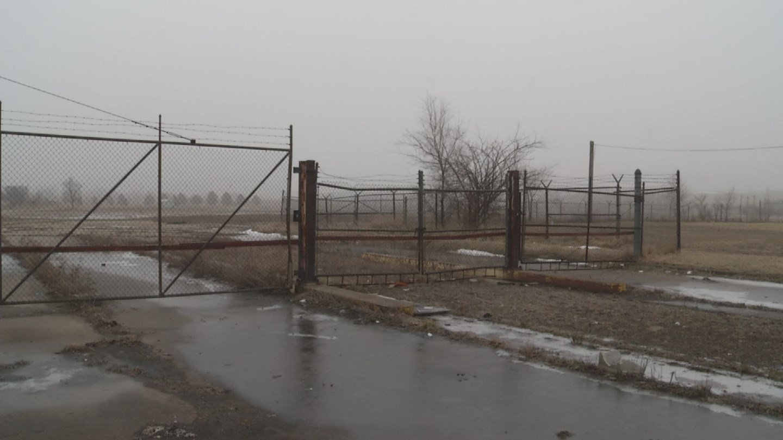 Former GM foundry site (Source: WNEM)