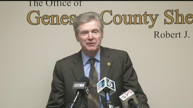 Genesee County Sheriff Robert Pickell (Source: WNEM)
