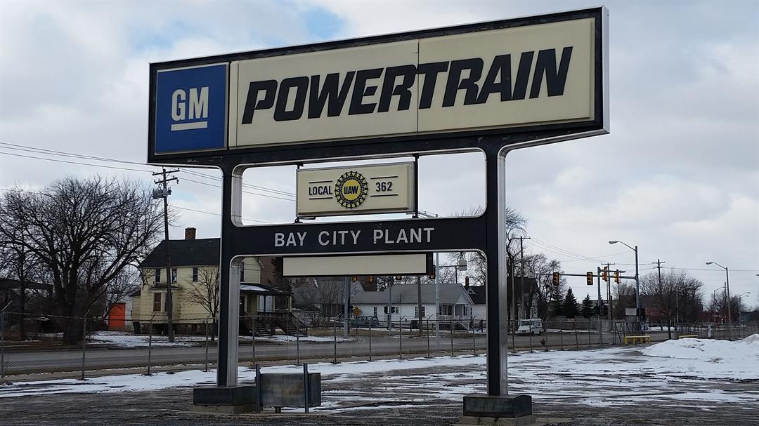 Bay City Powertrain (Source: GM)