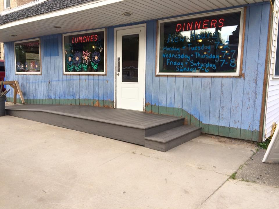 Mary's Diner (Source: Village of Port Sanilac)