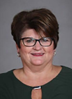 Kathie Klages (Source: MSU Athletics)