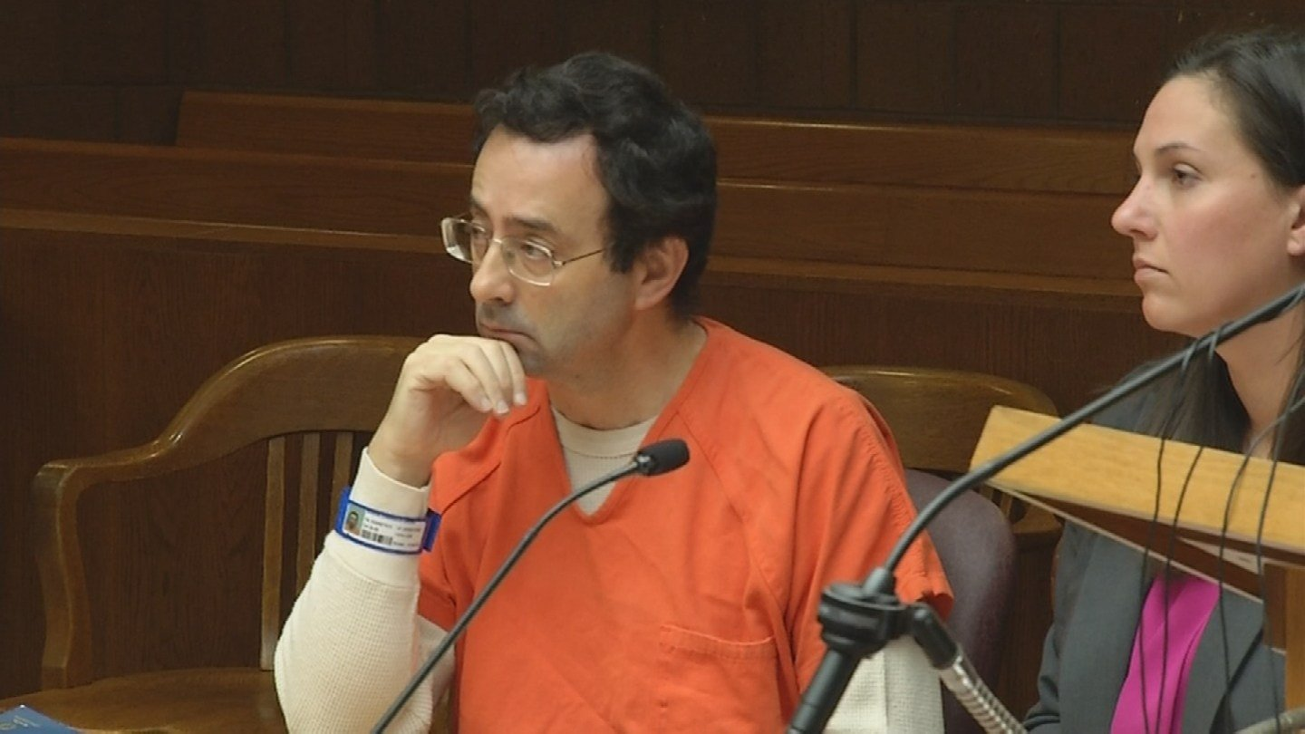 Larry Nassar (Source: WNEM)
