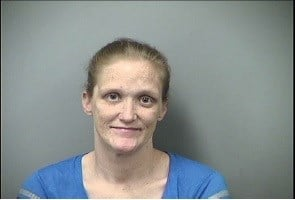Meleney Pully (Source: Saginaw County Sheriff's Dept)