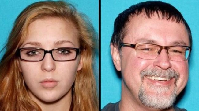 Massive manhunt for gun-wielding teacher who abducted 15-year-old student