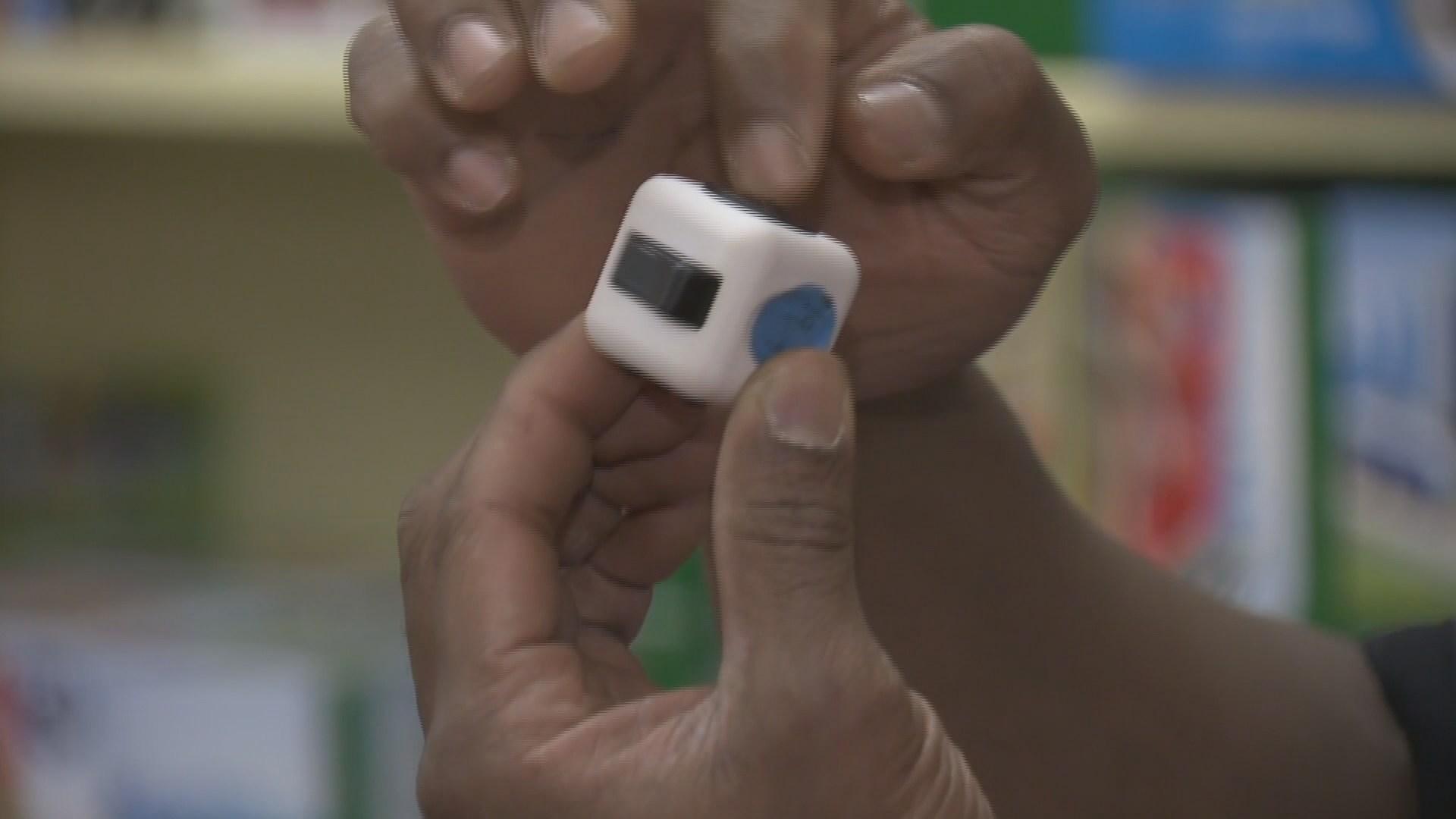 Fidget Cube (Source: CBS)