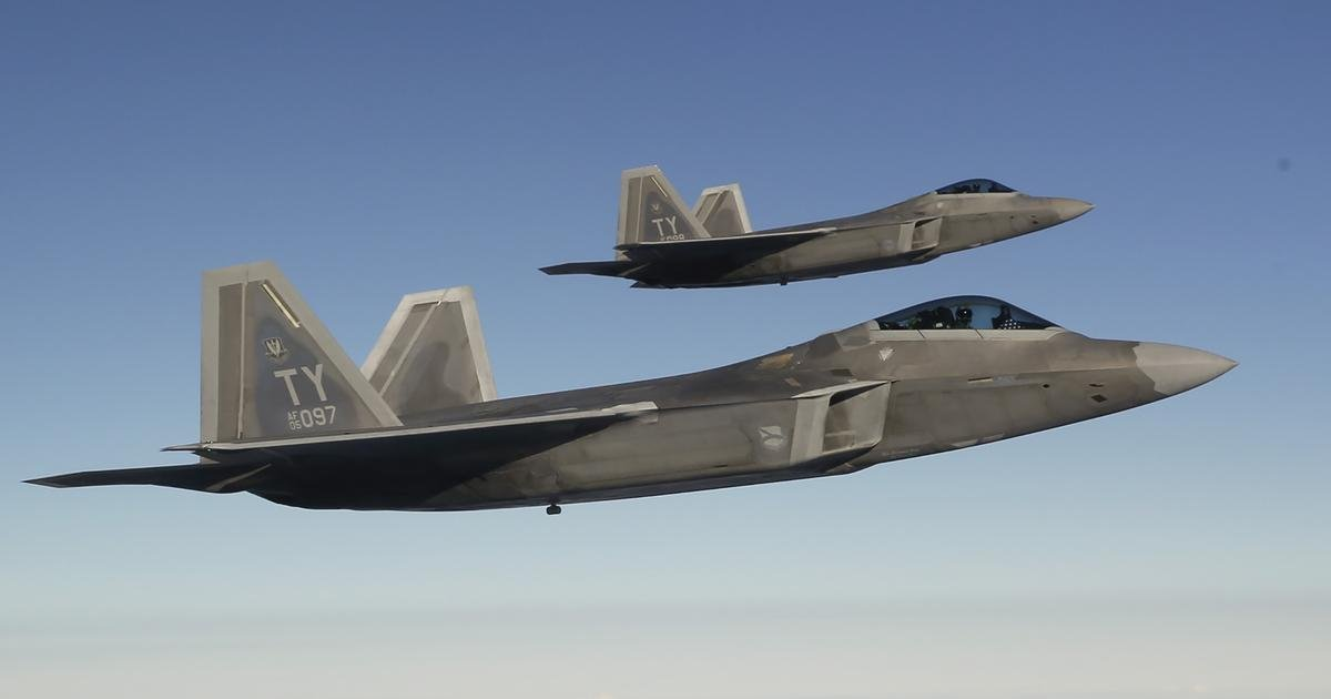 U.S. stealth jets fly over South Korea amid North Korea standoff