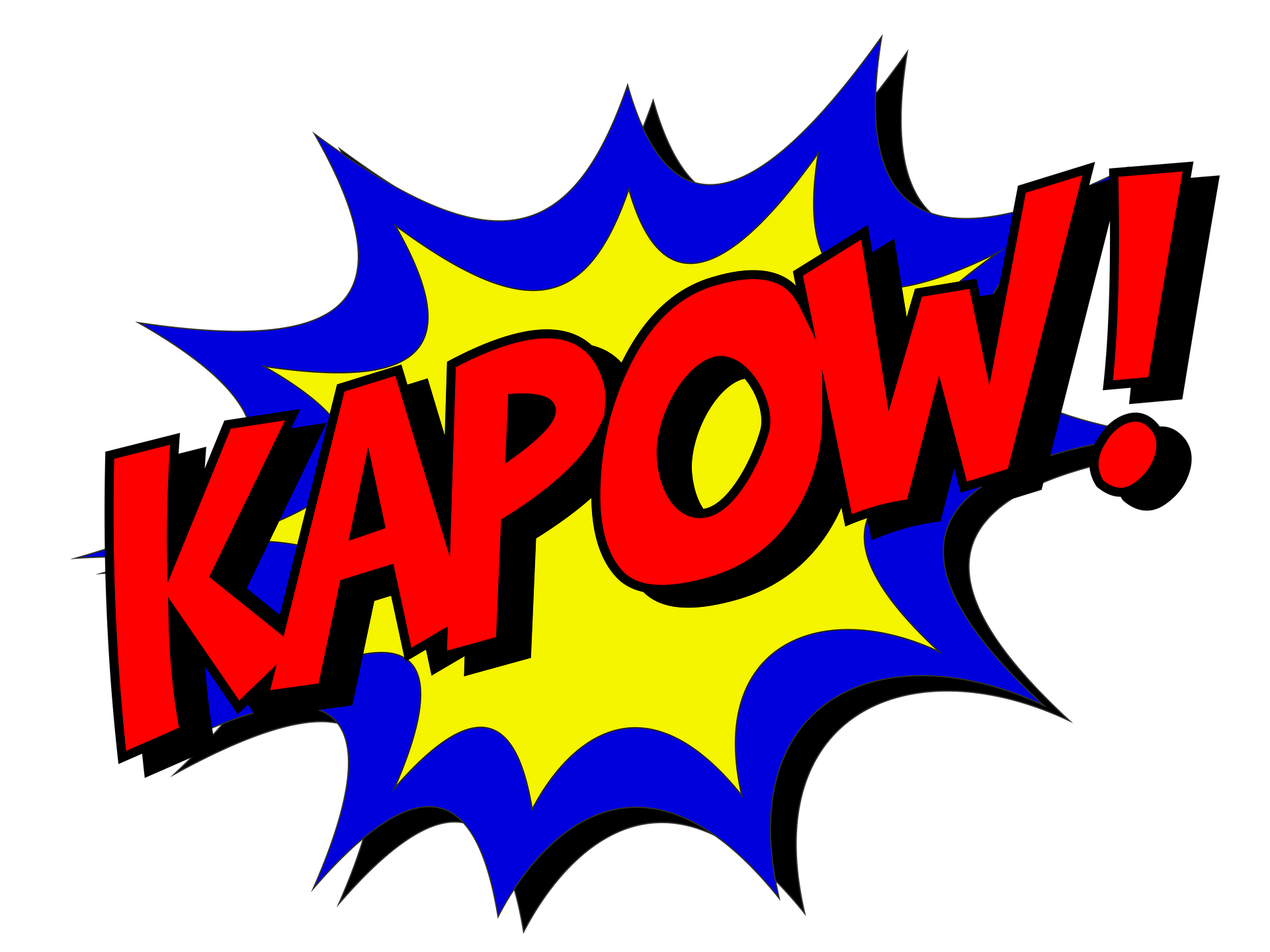 Pow! Zap! Boom! It's National Superhero Day!