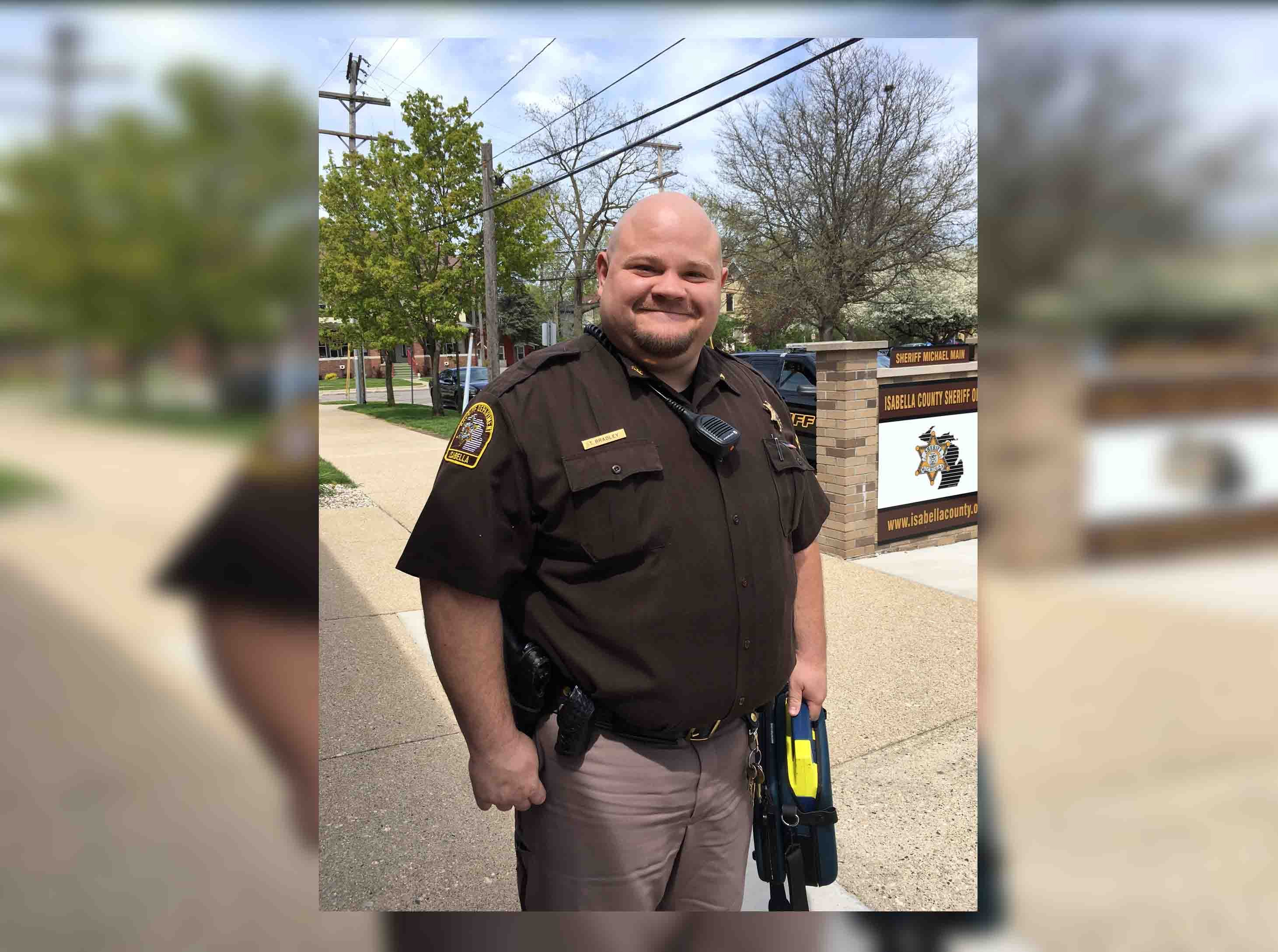 Deputy Tyler Bradley (Source: WNEM)