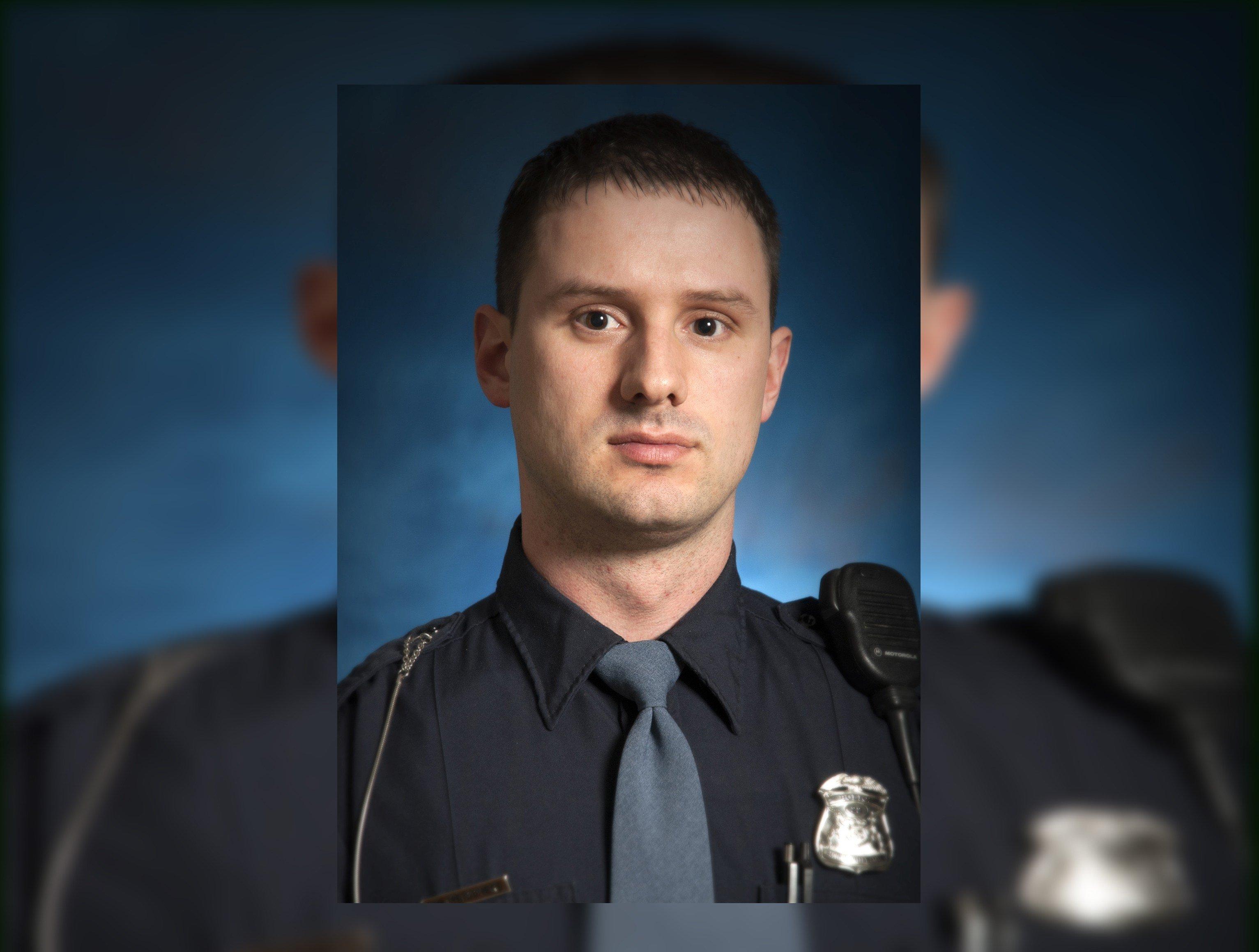 SVSU Officer Matthew Meissner (Source: Saginaw Valley State University)
