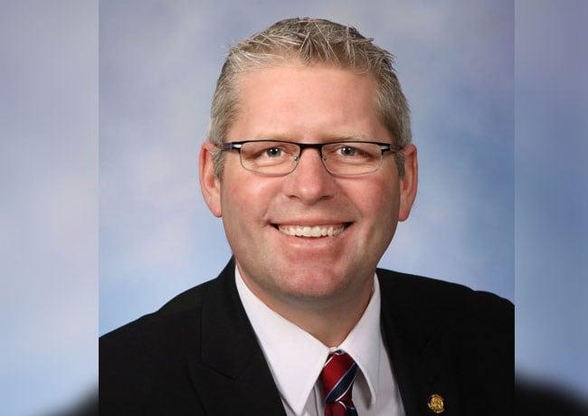 State Rep. John Kivela (Source: Michigan House Democrats)