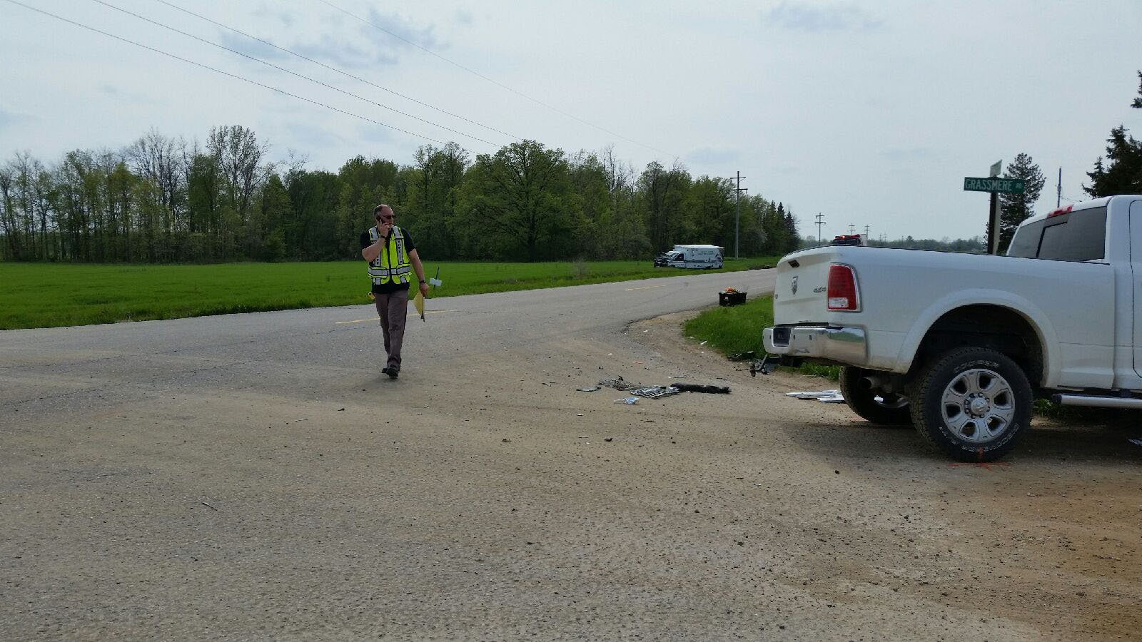 (Source: Huron County Sheriff's Office)